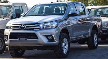 Toyota Hilux - Milele Motors