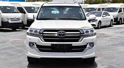 Toyota Land Cruiser -Milele Motors