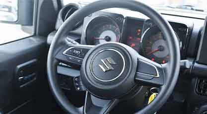 Suzuki Jimny - Milele Motors